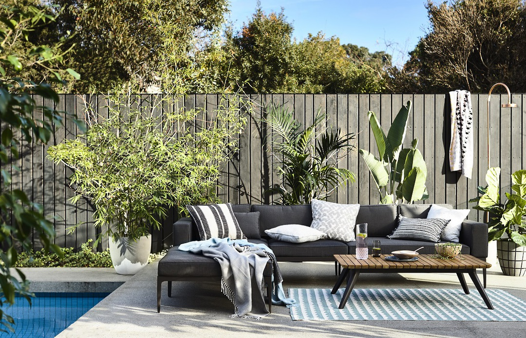 Montego Left Chaise (outdoor) image 5