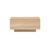 Click to swap image: <strong>Ethnicraft Madra Bedside - Oak - RRP N/A</strong></br>Dimensions: W600 x D430 x H270mm</br>Shipped: K/D - Requires Assembly on site - 0.09m3</br>Case Material - Oak</br>Case Construction - 1 Drawer</br>Case Finish - Hardwax oil</br>Case Colour - Oak</br>Drawer Material - Oak</br>Drawer Colour - Oak</br>Product Max. Weight - </br>Product Weight - 18kg