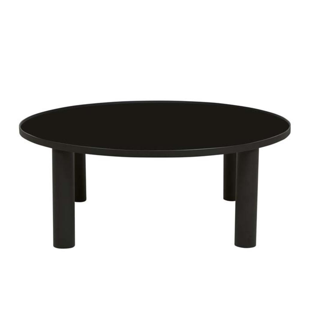 Amara Disc Mirror Coffee Table image 4