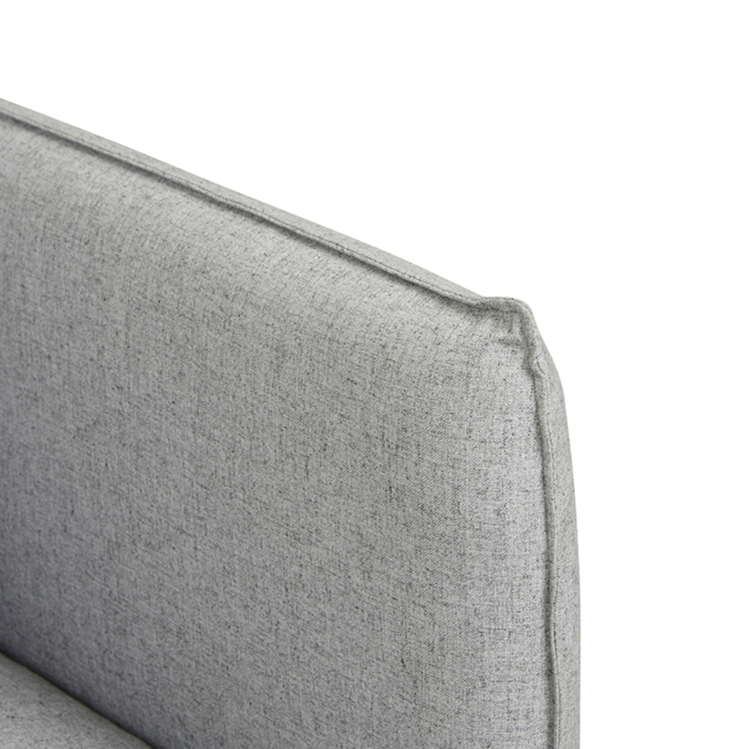 Vittoria Curve 3 Seater Sofa image 3