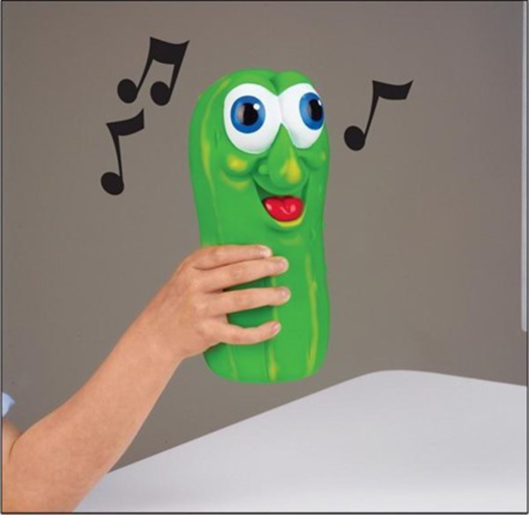 Musical Pass the Pickle Game image 0