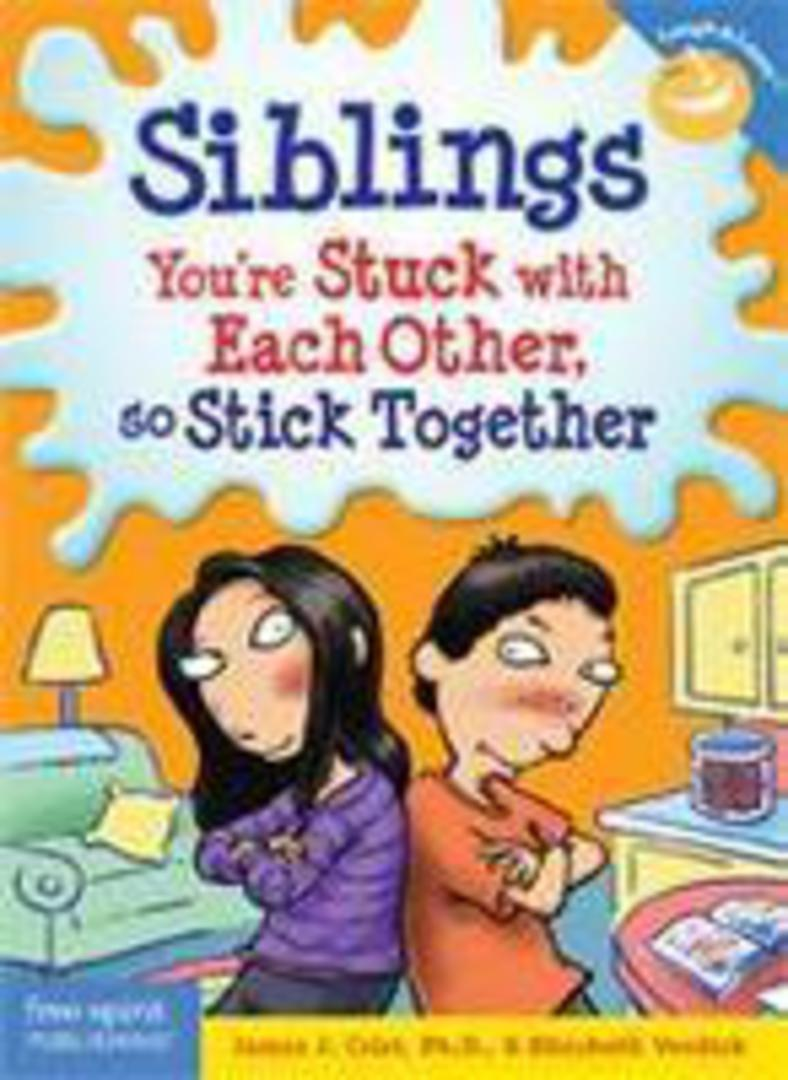 Siblings You're Stuck with Each Other, So Stick Together image 0