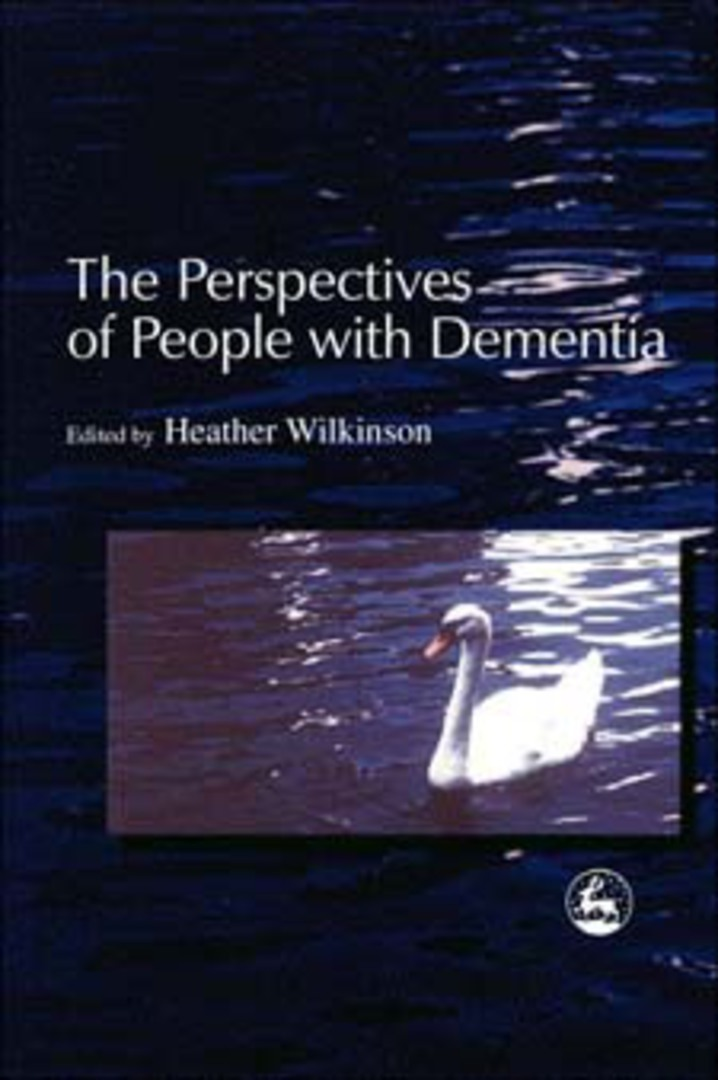 Perspectives of People with Dementia: Research Methods and Motivations image 0