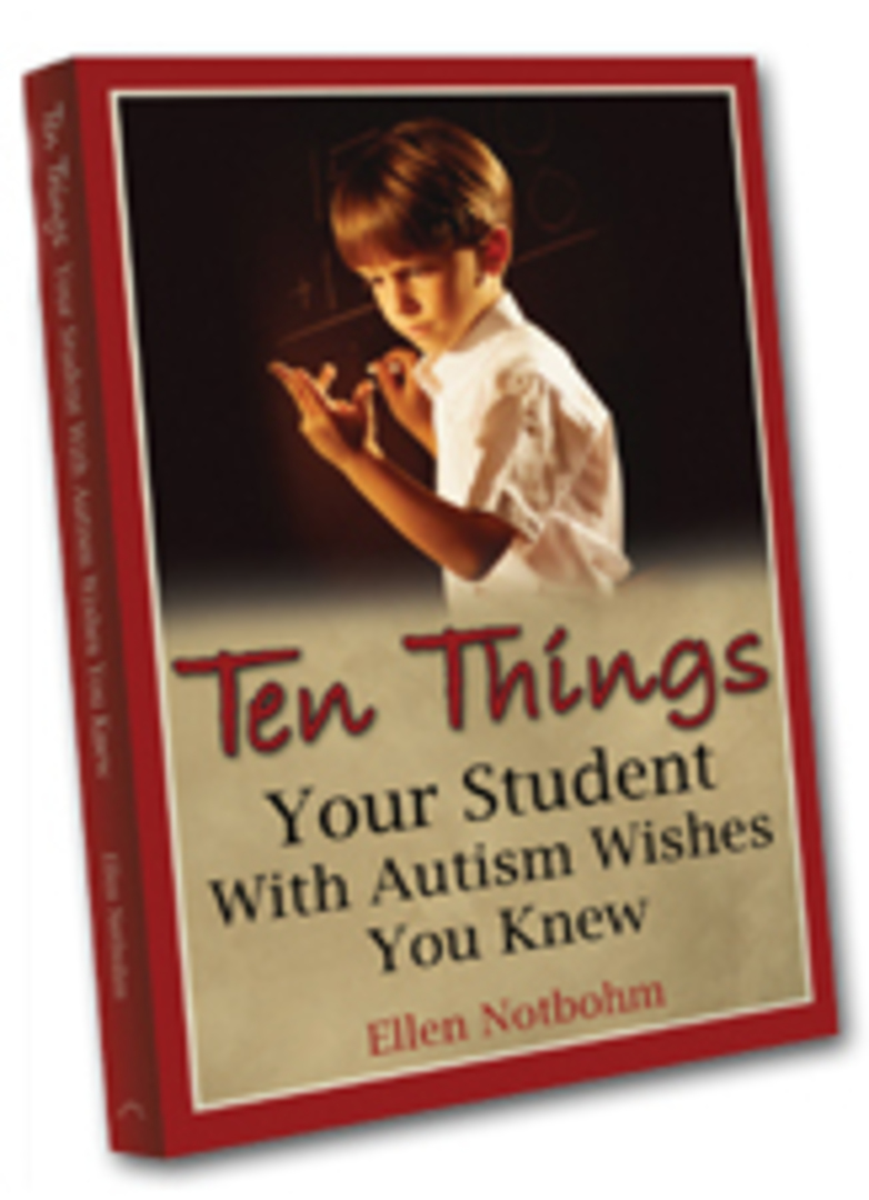 Ten Things Your Student With Autism Wishes You Knew image 0