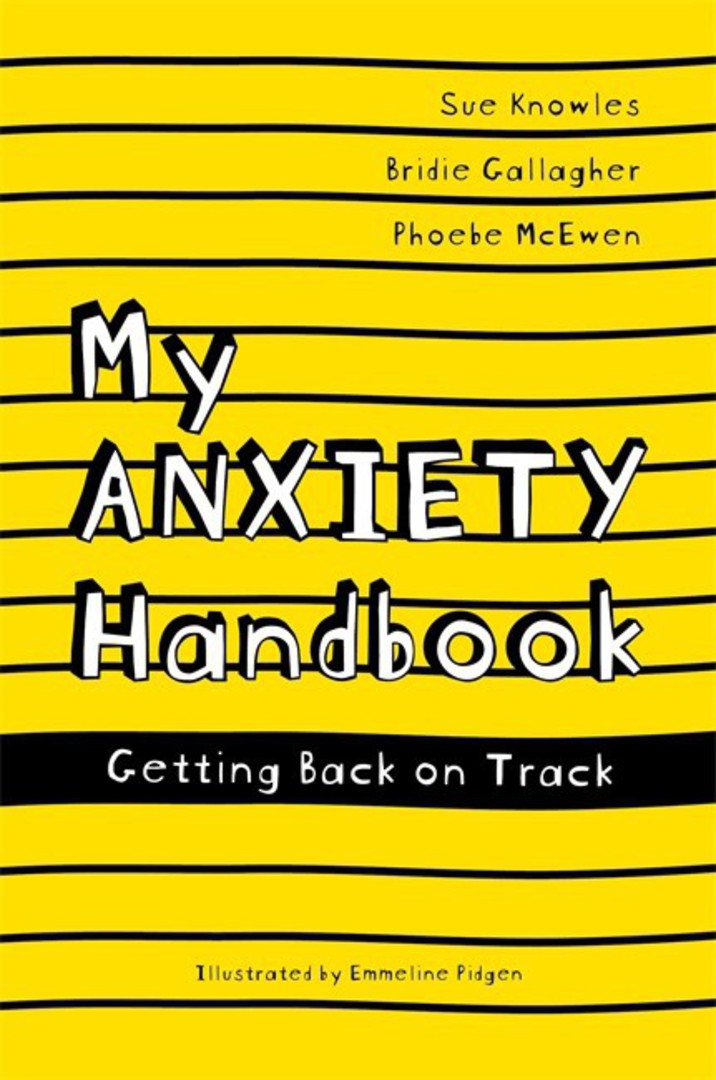 My Anxiety Handbook - Getting Back on Track image 0