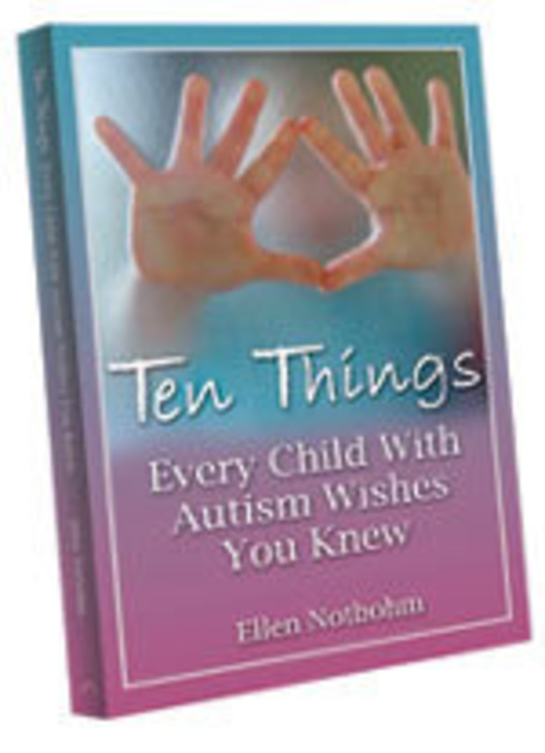 Ten Things Every Child With Autism Wishes You Knew image 0