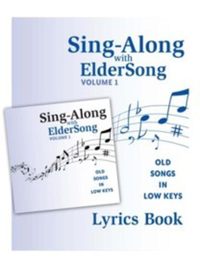 Sing Along CD and Book Vol 1 image 0