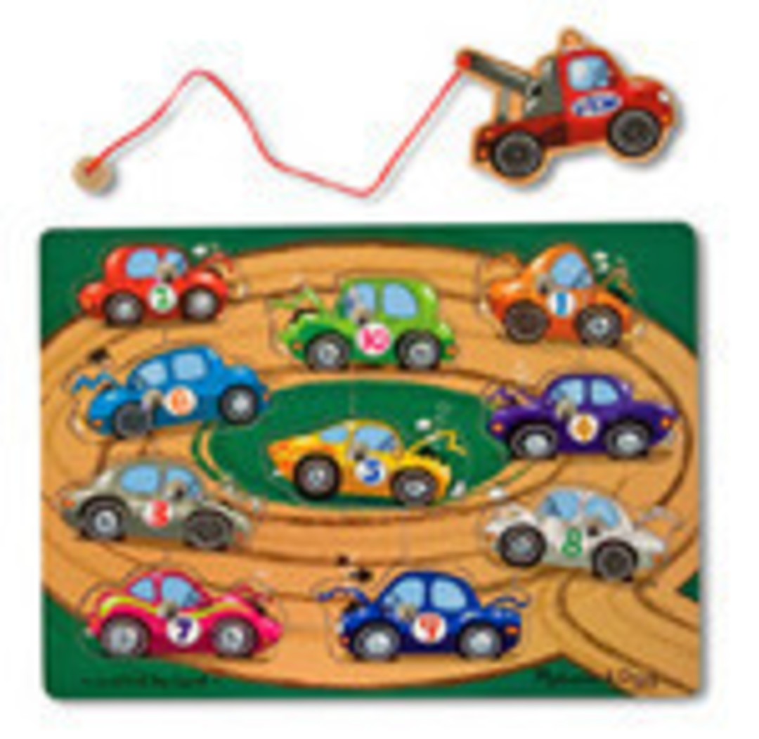 Magnetic Towing Game image 0