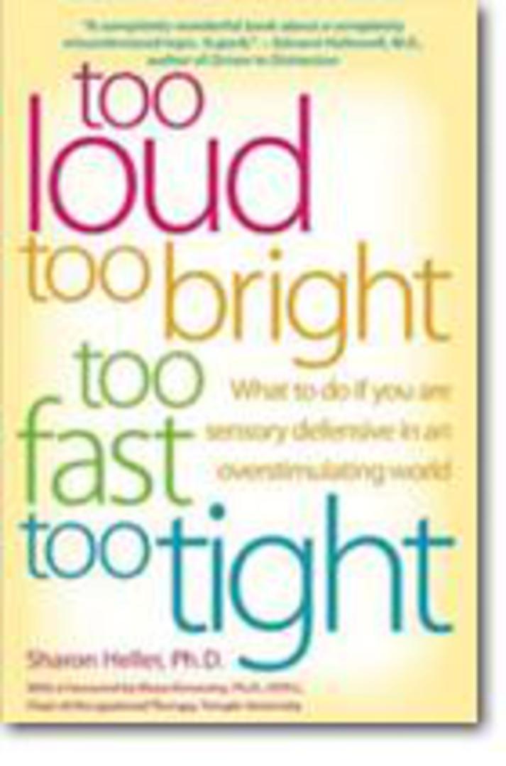 Too Loud, Too Bright, Too Fast, Too Light image 0