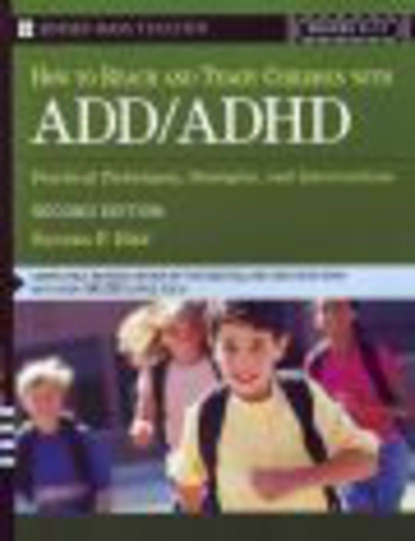 How to Reach and Teach Children with ADD/ADHD image 0