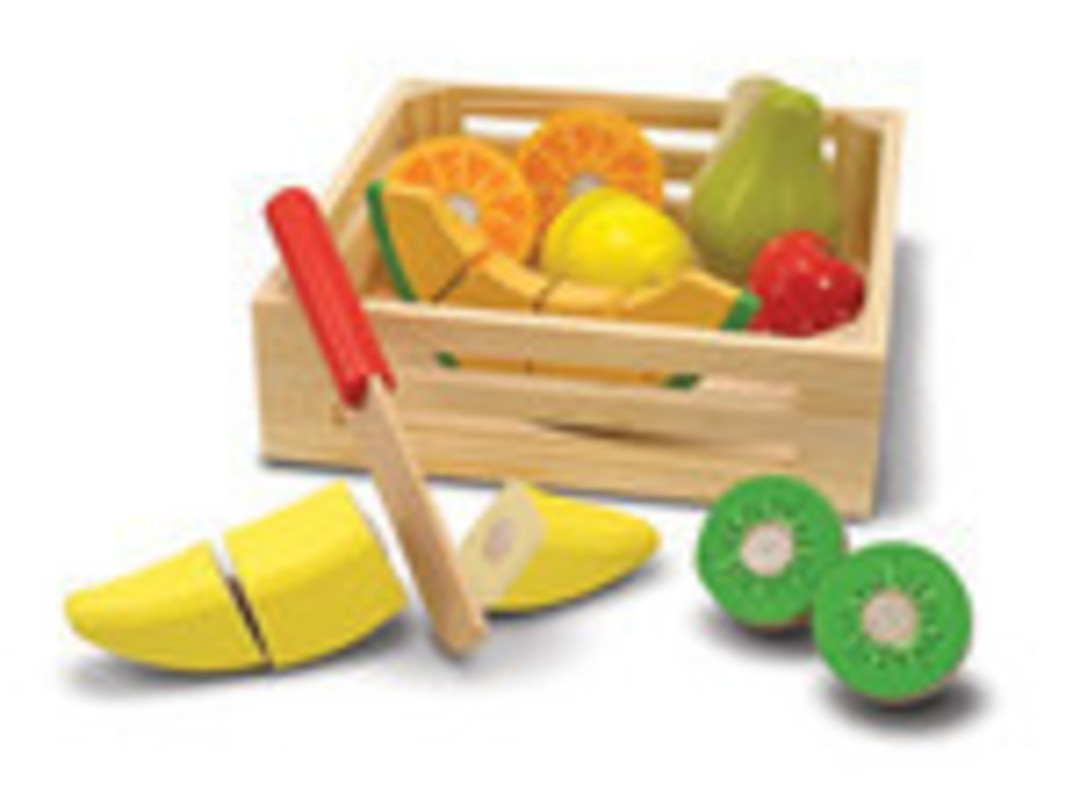 Cutting Fruit Crate image 0
