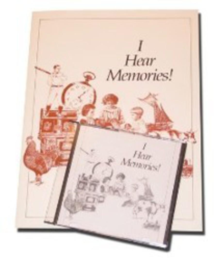 I Hear Memories! Volume 1 image 0