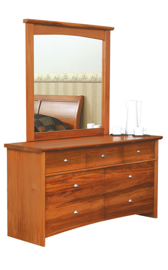 Verso 7 Drawer Dresser Mirror Browse By Category Sorensen Furniture Company