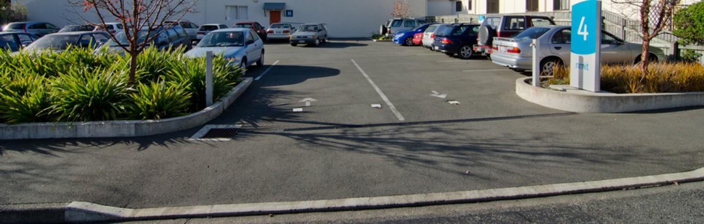 Car Park and Tennis Court Design