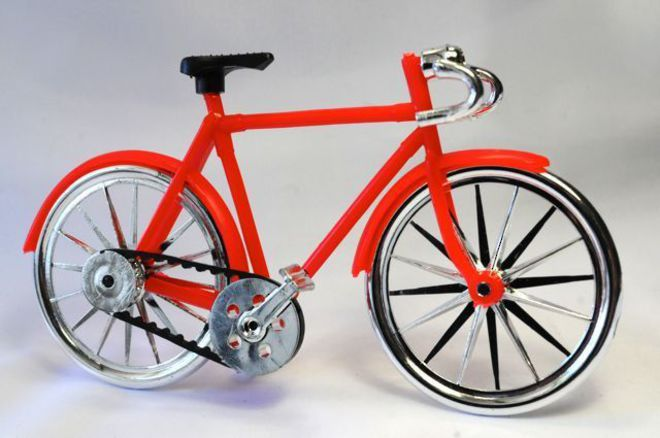 Bicycle 145mm x 80mm - SOLD OUT image 0