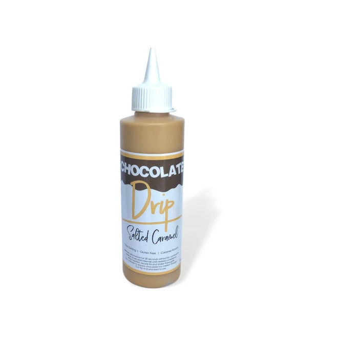 Chocolate Drip Salted Caramel 250g - SOLD OUT image 0