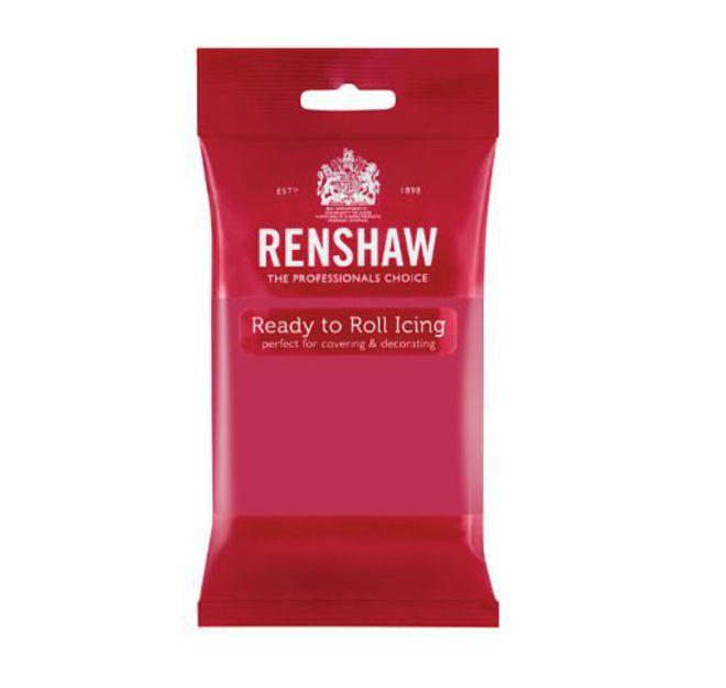 Renshaw Fuchsia Pink Icing 250g image 0