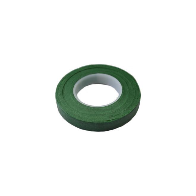 Dark Green Flora Tape 12mm image 0