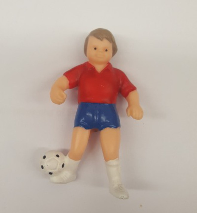 Soccer Player 60mm image 0