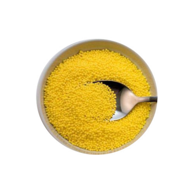 Non Pareils Sprinkles (100s & 1000s) Yellow (1kg bag) image 0