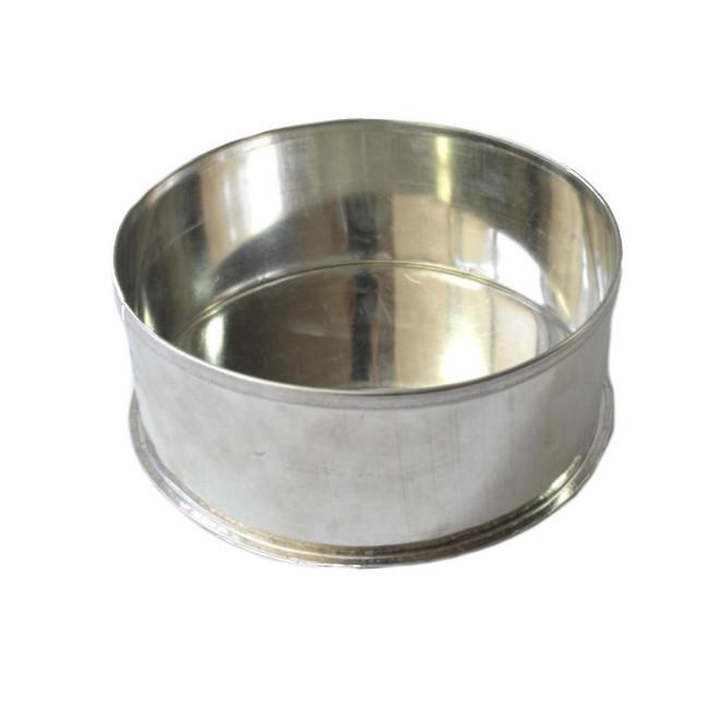 "Round Cake Tin 10cm or 4"" (Top Quality) image 0"