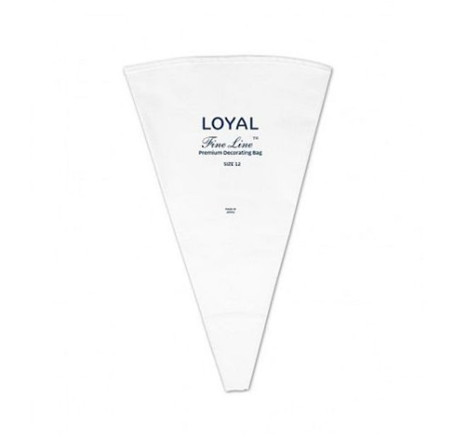 "Loyal Fine Line Piping Bags, 10"" Single Bag - SOLD OUT image 1"