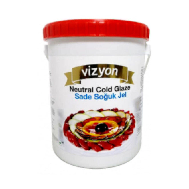 Neutral Cold Glaze 2.5kg Pail image 1
