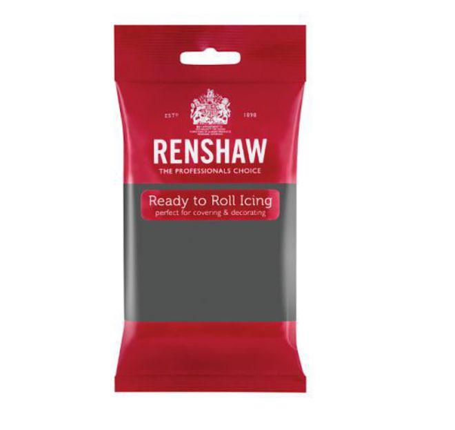 Renshaw Grey Icing 250g (Box of 12) image 0