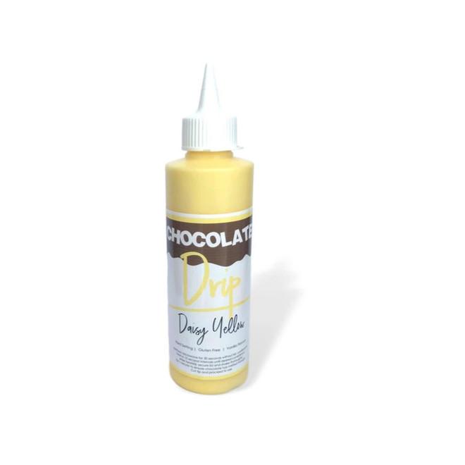 Chocolate Drip Daisy Yellow 250g image 0