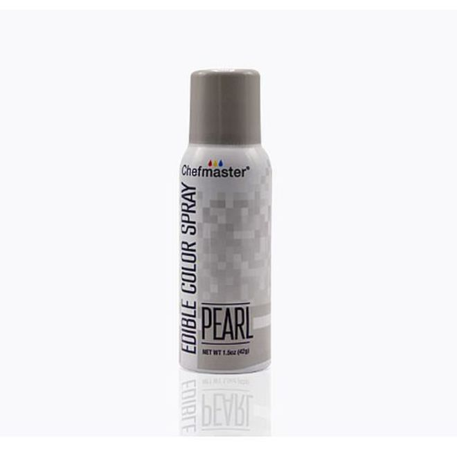 Chefmaster Edible Pearl Spray - 1.5oz - SOLD OUT - DUE SEPT image 0