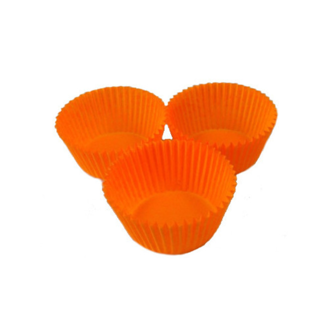 Standard Paper Cases Orange 55x32.5mm (500) image 0