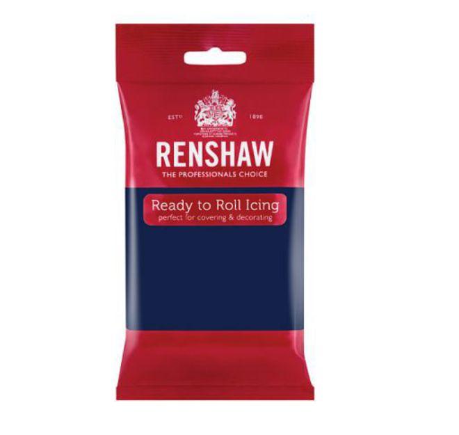 Renshaw Navy Blue Icing 250g image 0