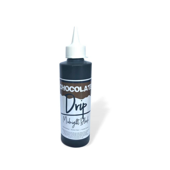 Chocolate Drip Midnight Black 250g - SOLD OUT image 0