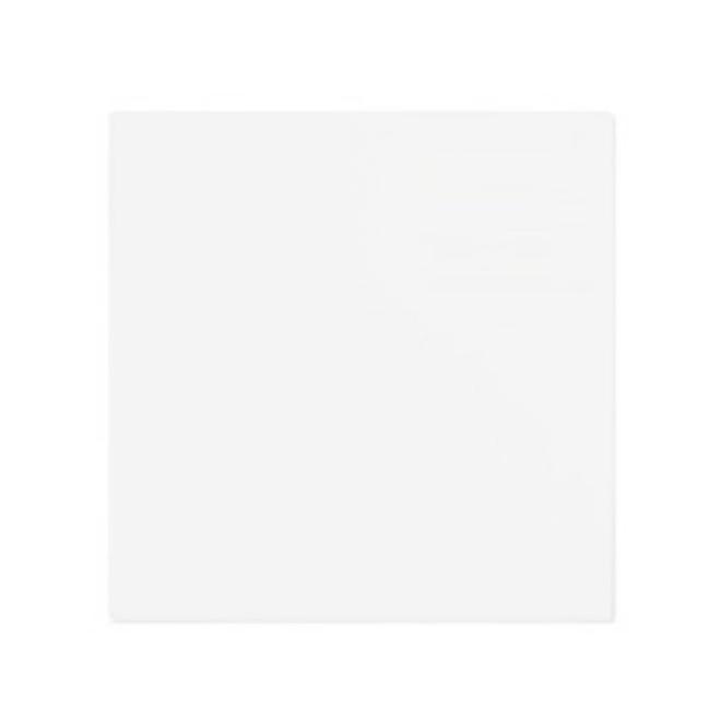 """Square 10"""" MDF Board, White image 0"""