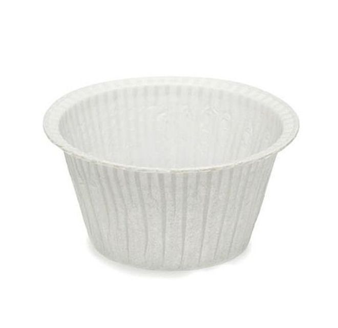 Self Supporting Muffin Moulds - 62x37mm (200) image 0