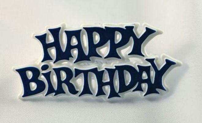 Happy Birthday Blue 65mm (6) image 0