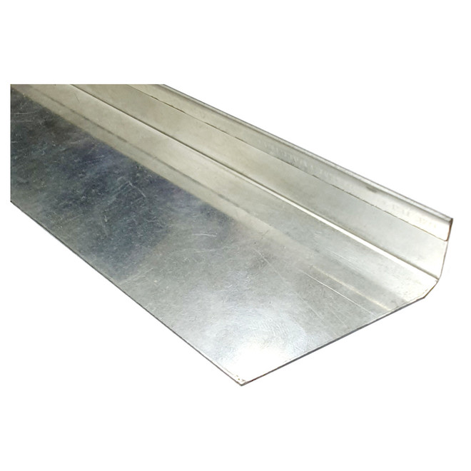 Baking Tray Divider/End 400x60x25mm (Tin Plate) image 0
