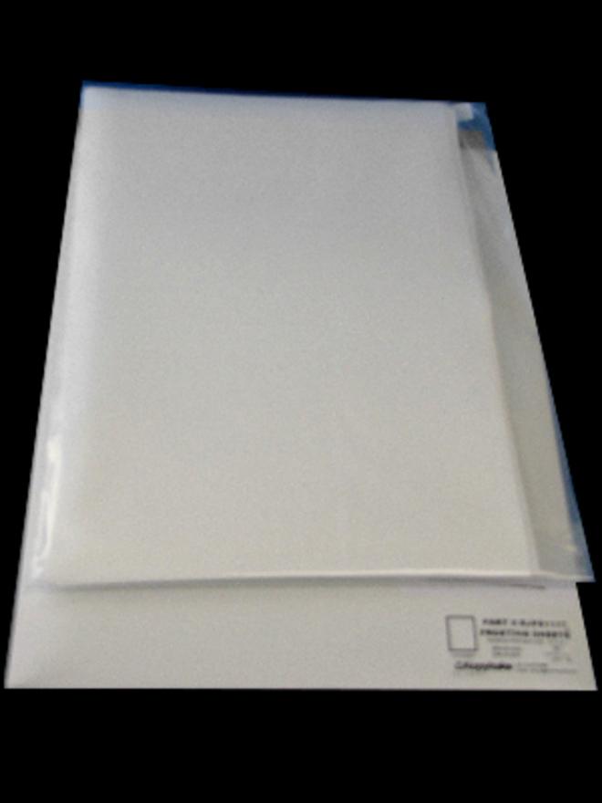 Kopykake Large frosting sheets (Pkt of 24) 280x430mm (A3) image 0