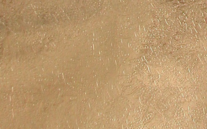 Cakeboard Paper Fern Leaf Gold 500mm (10m) image 0