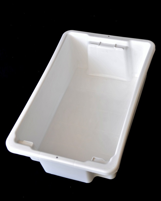 Stacka Crate 645x415x215mm Ideal for cooling Pie meat image 0