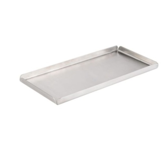 Stainless Steel Sandwich Tray 270x175x15mm deep image 0