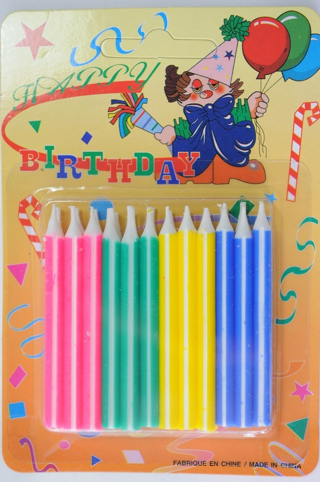 Candle Bright Pencil 60mm (24) image 0