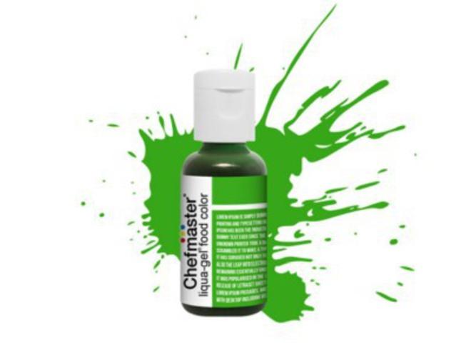 Chefmaster Liqua Gel Leaf Green (Box of 12) - SOLD OUT image 0
