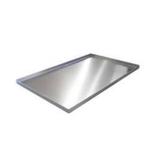 "4 Sided Alum. Tray 736x457x25mm (29 x18"") 1.6mm Base image 0"