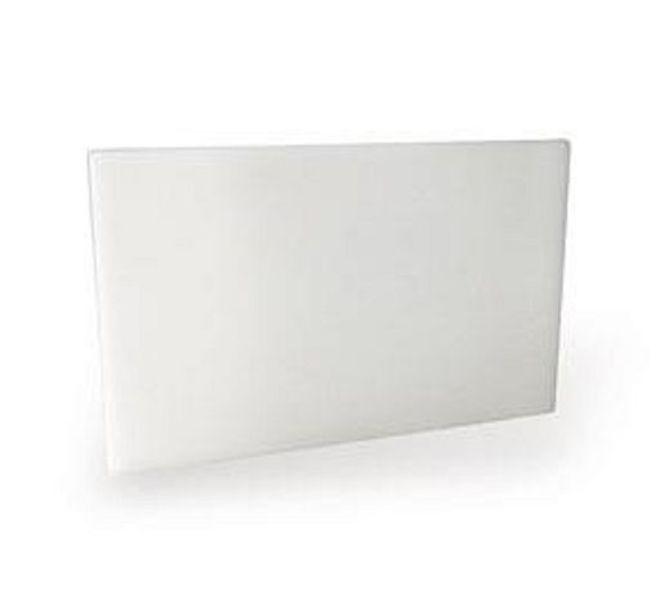 Cutting Board White Size 750 x 450 x 19mm image 0