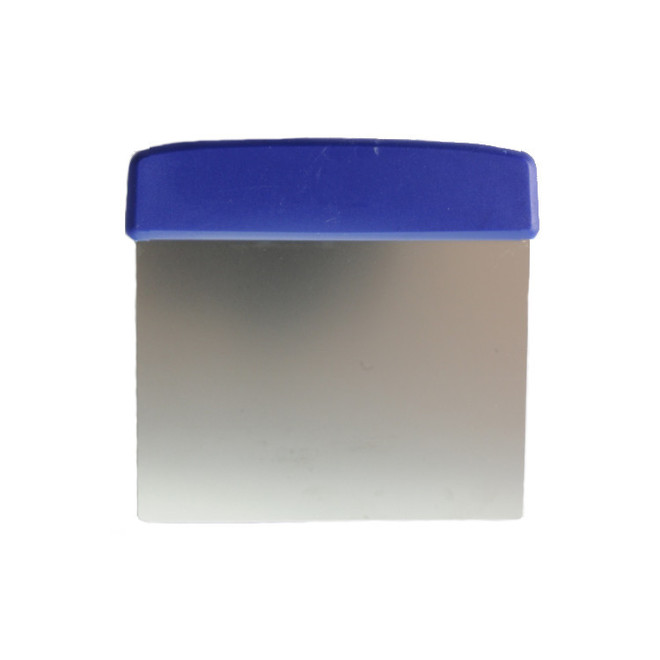 Metal Scraper, Thermohauser (Heavy weight blade 135x135mm) image 0