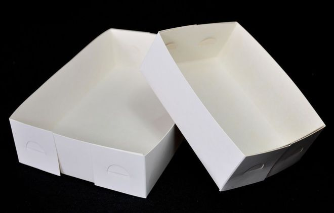 Cake & Biscuit Trays, 215 x 165 x 57mm.  Bundle of 500 image 0