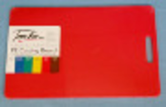 Cutting Board Size 30 x 45cm Red image 0