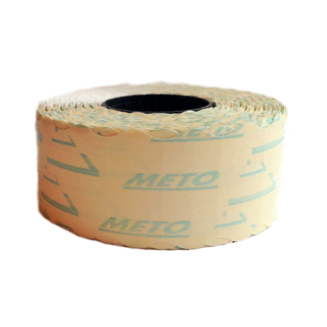 Best Before Labels for Meto 718 Date Gun (1,500 PER ROLL) image 0
