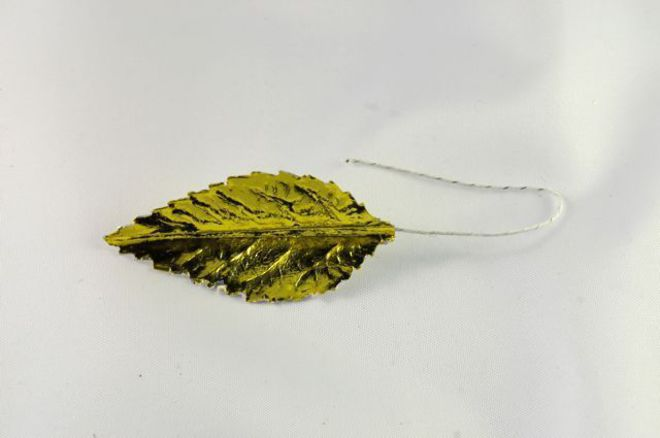 Gold Leaf 50mm Wired (50) image 0